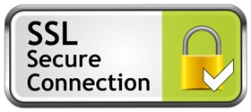 SSL Secure site badge